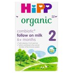 Hipp Organic Combiotic 2 Follow On Baby Milk Formula