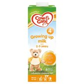 Cow & Gate 4 Growing Up Milk Liquid
