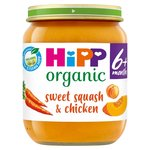 HiPP Organic 4 Mths+ Sweet Squash & Chicken