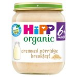 HiPP Organic 6 Mths+ Creamed Porridge Breakfast
