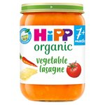HiPP Organic 7 Mths+ Vegetable Lasagne