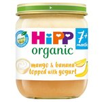 HiPP Organic 7 Mths+ Fruit Duet Mango & Banana with Yoghurt