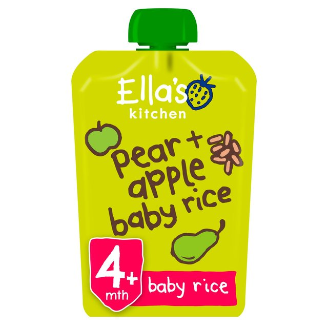 ellas kitchen organic pears - Ellas Kitchen