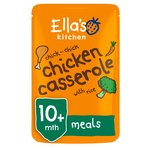 Ella's Kitchen 10 Mths+ Chick Chick Chicken Casserole with Rice