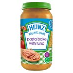 Heinz 7 Mths+ Mum's Own Seaside Pasta with Tuna