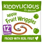 Kiddylicious Apple Fruit Wriggles