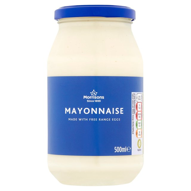 Morrisons Mayonnaise