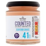 Morrisons Reduced Fat Seafood Sauce