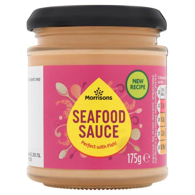 Morrisons Seafood Sauce