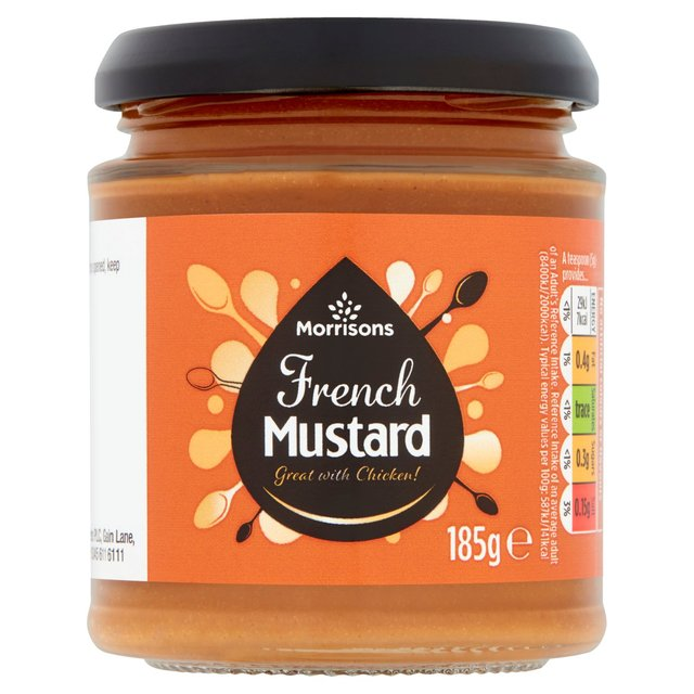 Morrisons French Mustard