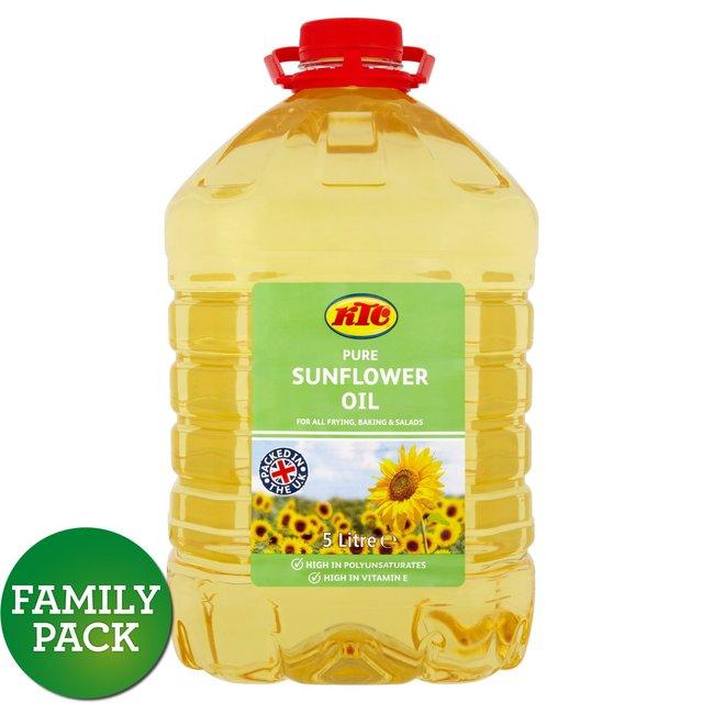 Great value sunflower oil