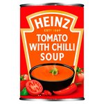 Heinz Cream of Tomato with a Kick of Chilli