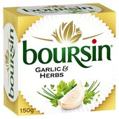 Boursin Cheese with Garlic & Herbs