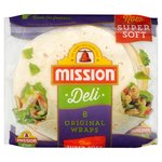 Mission Deli Original Wraps