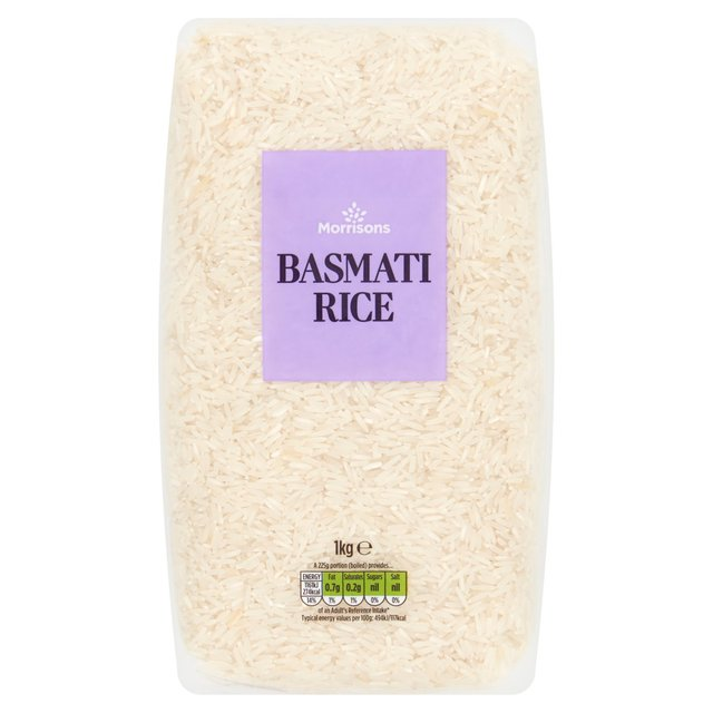 Morrisons Basmati Rice