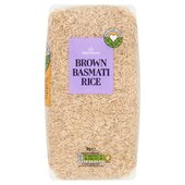 Morrisons Brown Basmati Rice