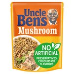 Uncle Ben's Express Mushroom Rice