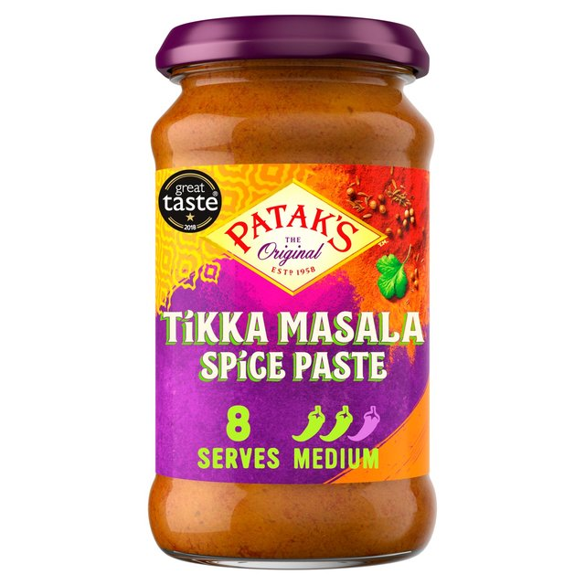 recipe: pataks tikka masala curry sauce [1]