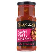 Sharwood's Sweet Chilli & Red Pepper Chinese Cooking Sauce