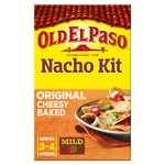 Old El Paso Original Cheesy Baked Nacho Kit 520g