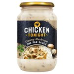 Chicken Tonight Rich & Creamy Mushroom Sauce