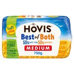 Hovis Best of Both Medium Bread