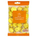 Morrisons Milk Chocolate Caramels