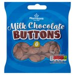 Morrisons Milk Chocolate Buttons