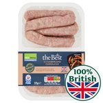 Morrisons The Best Cumberland Chipolata Sausages 12 Pack