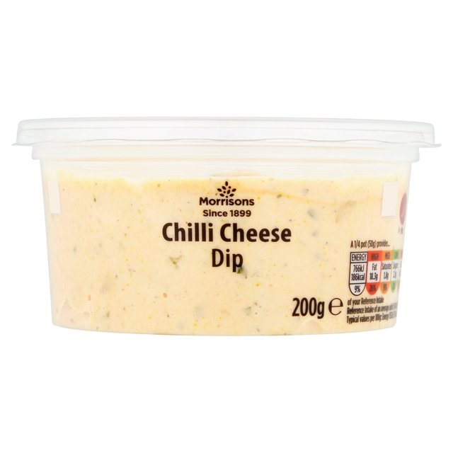 Morrisons Chilli Cheese Dip