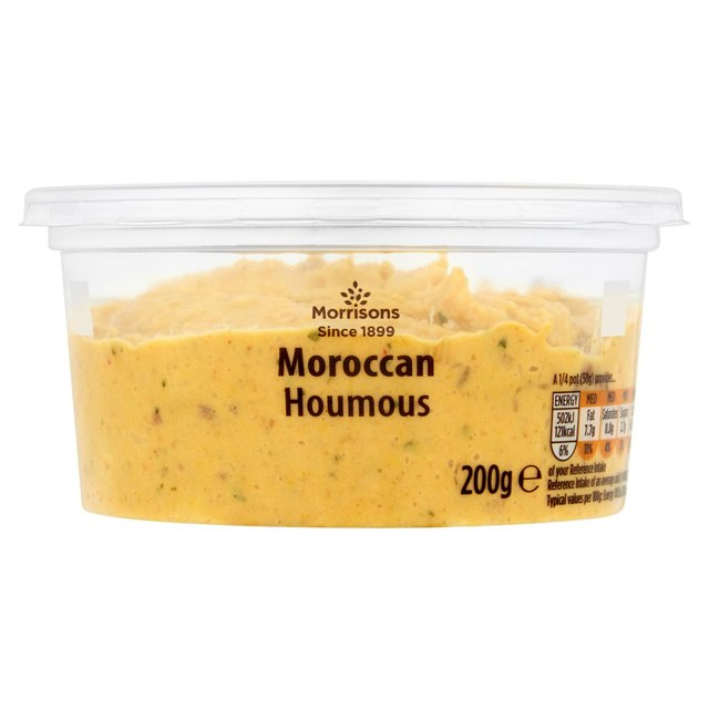 Morrisons Moroccan Style Houmous