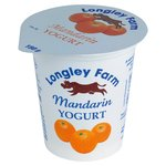 Longley Farm Mandarin Yogurt