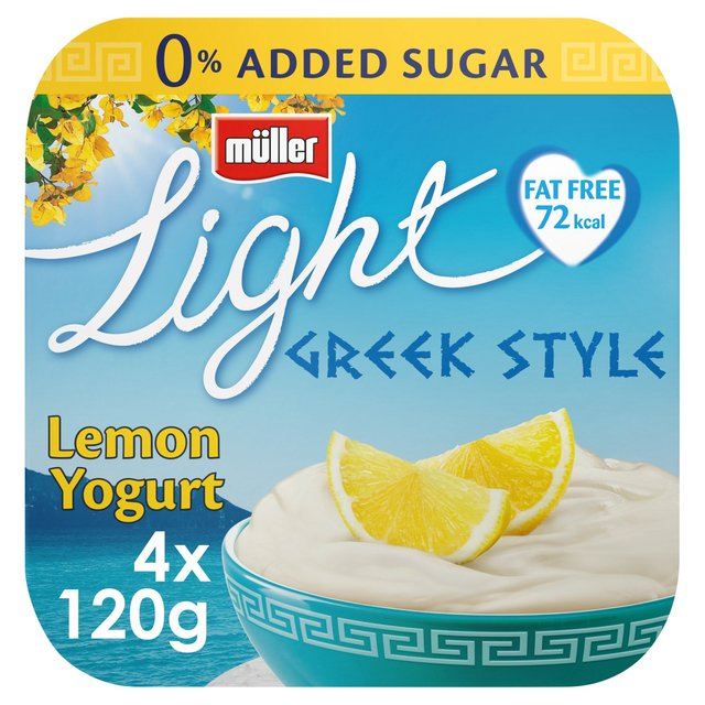 Muller Light yogurts offer a rich, creamy tasting, fat free, delicious snack to enjoy anytime of the day and all this at only 99 kcal or less! With all the tasty varieties on offer, the toughest choice is deciding which one to try next!