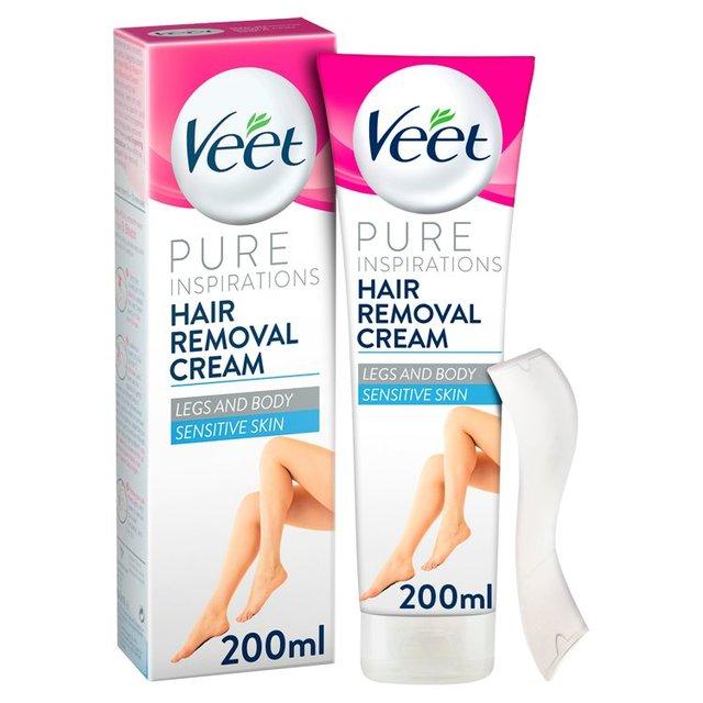Veet Hair Removal Cream Sensitive Skin Morrisons