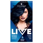 Schwarzkopf LIVE Intense Colour 090 Cosmic Blue Hair Dye