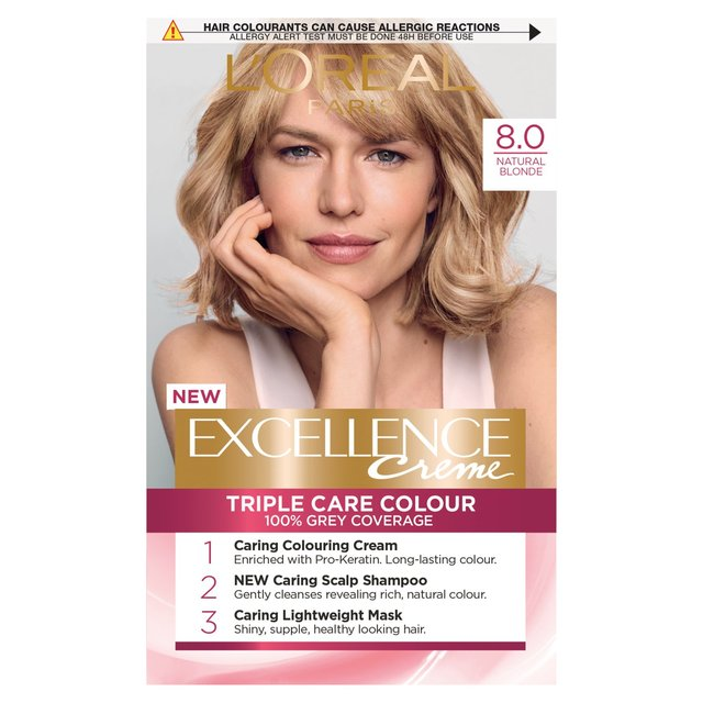 L Oreal Excellence Light Natural Blonde Reviews