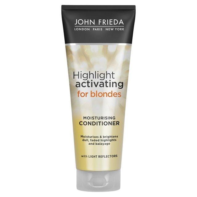 Morrisons John Frieda Sheer Blonde Moisturising