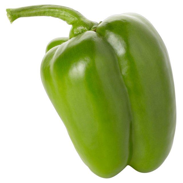 morrisons morrisons loose green pepper product information