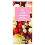 Morrisons Grape, Apple & Raspberry Juice from Concentrate