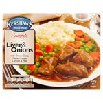 Kershaws Homestyle Liver & Onions