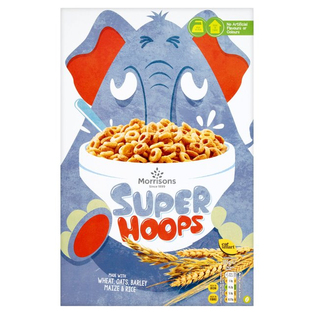 Morrisons Super Hoops