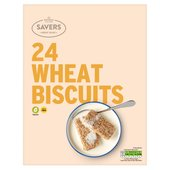 M Savers Wheat Biscuits