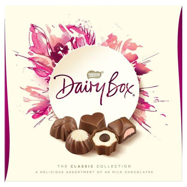 Love Heart Chocolates Tesco