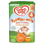 Cow & Gate 4 Growing Up Milk Formula