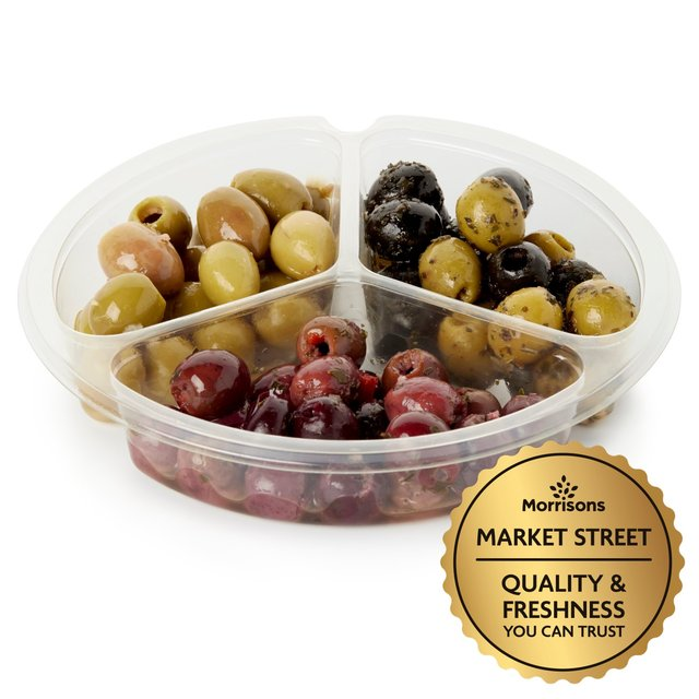 Morrisons Olive Selection