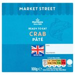 Morrisons Fishmonger Crab Pate