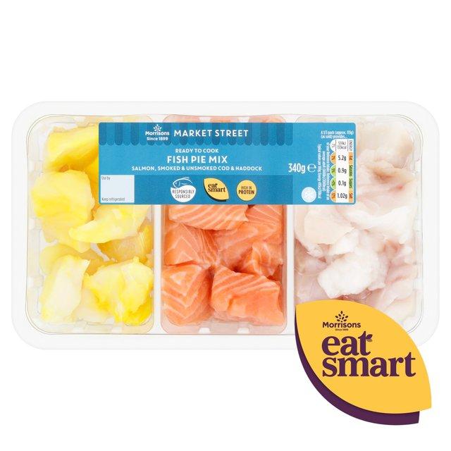 Morrisons: Morrisons Fishmonger Fish Pie Mix 340g(Product ...
