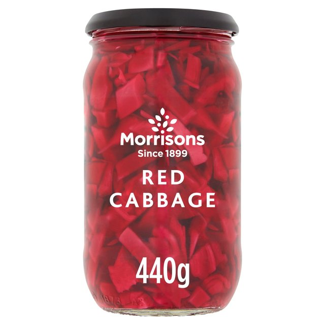 Morrisons Red Cabbage (445g)