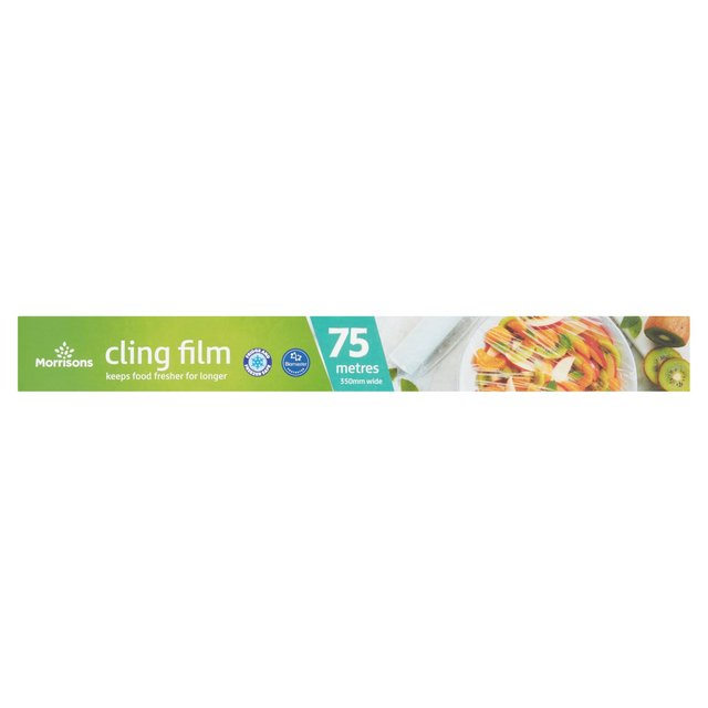 Morrisons 350mm All Purpose Cling Film