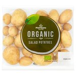 Morrisons Organic Salad Potatoes